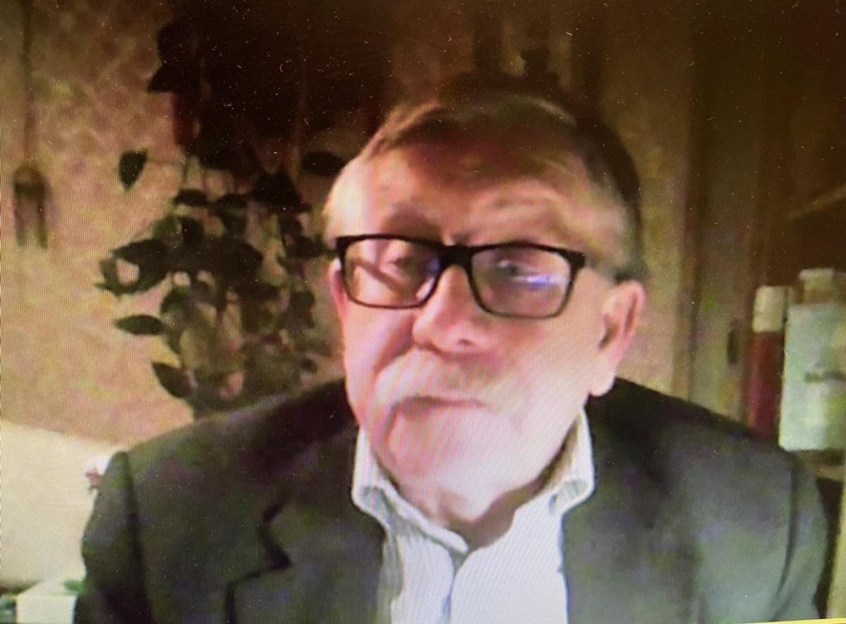 Tiến sĩ Piotr Tsvetov - Phó chủ tịch Hội Hữu nghị Nga-Việt