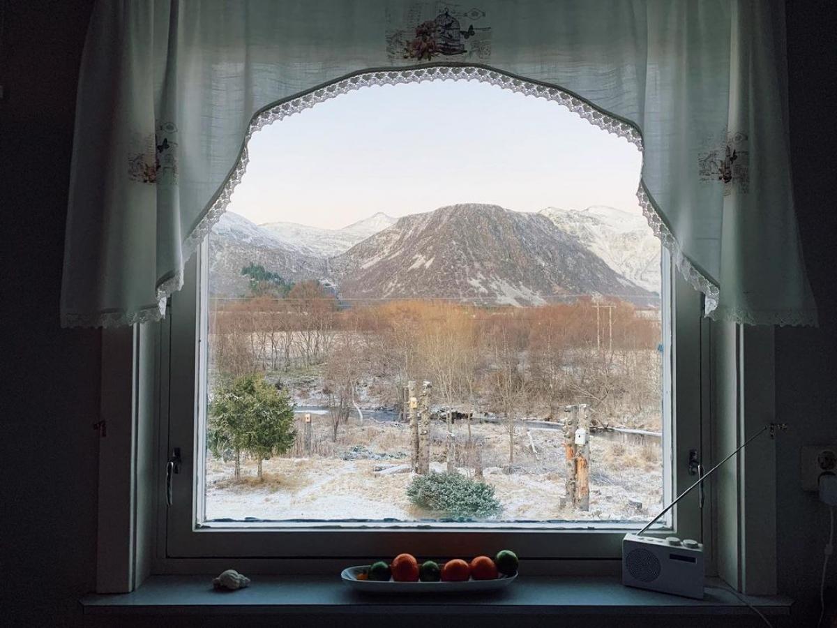 Khung cảnh ở Grytting, Na Uy.Nguồn: windowswap