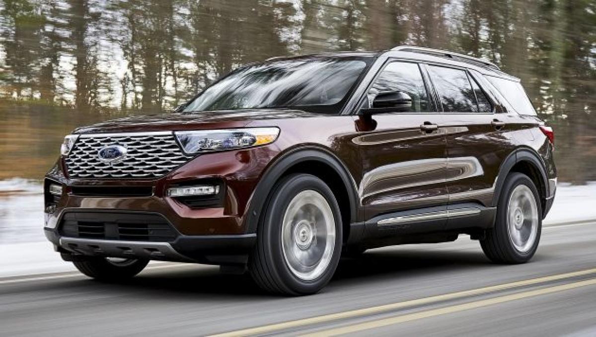 13. Ford Explorer - 226.217 chiếc (tăng 21% so với năm 2019)