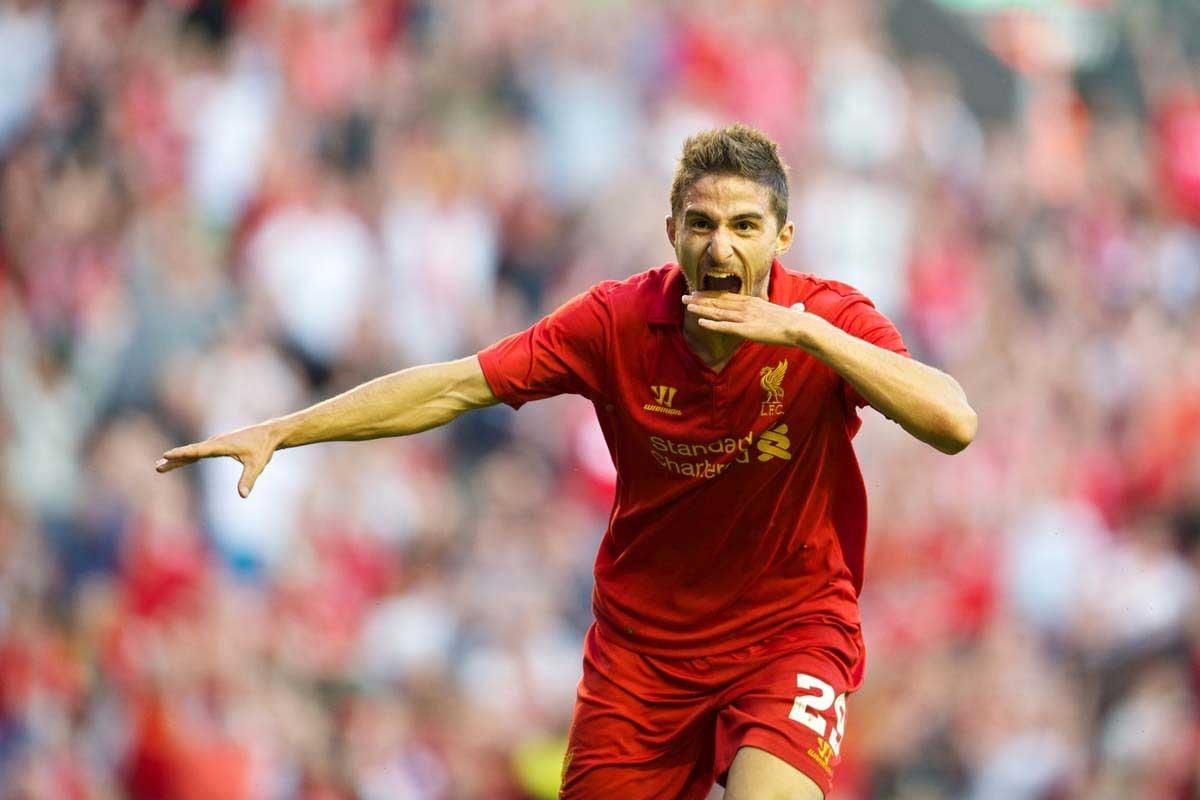 Fabio Borini – Cựu tiền đạo Liverpool đang khoác áo Karagumruk