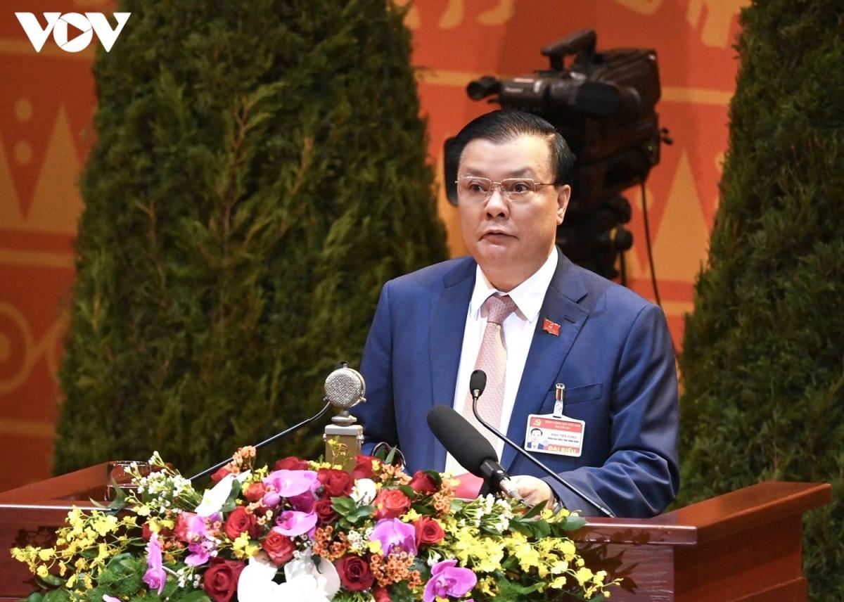Bộ trưởng Bộ Tài chính - Đinh Tiến Dũng