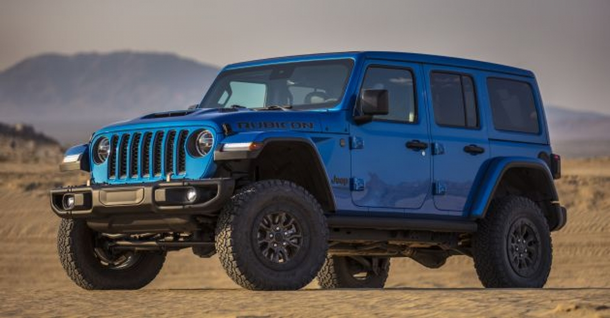 16. Jeep Wrangler - 201.311 chiếc (giảm 12% so với năm 2019)