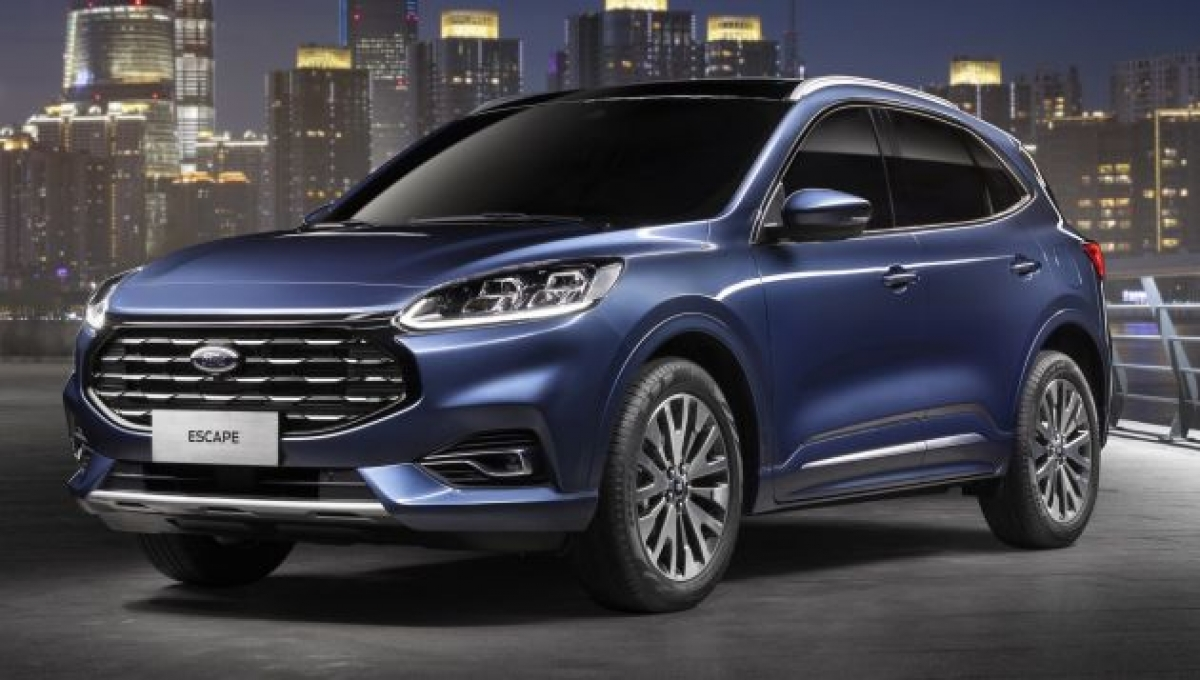 18. Ford Escape - 178.496 chiếc (giảm 26% so với năm 2019)