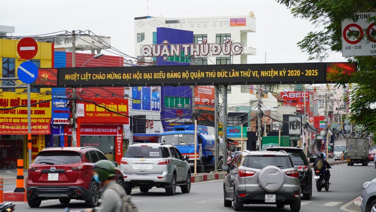 Thành phố Thủ Đức kỳ vọng sẽ là nền kinh tế lớn thứ 3 cả nước sau TPHCM và Hà Nội