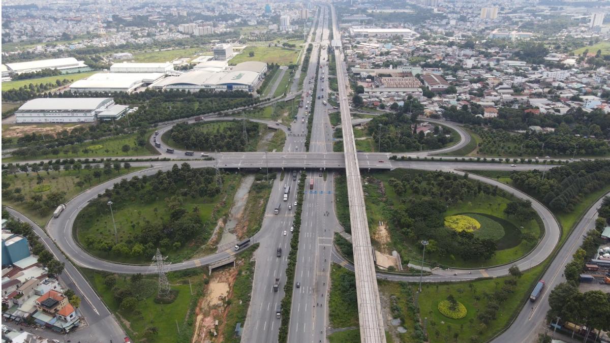 Thành phố Thủ Đức có hạ tầng hiện đại