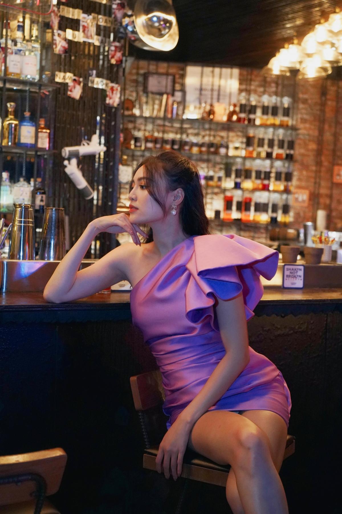 Ninh Dương Lan Ngọc vào vai Linh Lan.