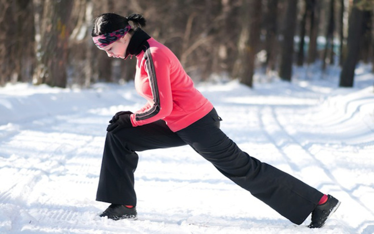 Tập luyện quá sớm: Buổi sáng mùa đông nhiệt độ thường rất thấp nên nếu đi tập thể dục quá sớm rất dễ bị nhiễm lạnh, trúng gió.