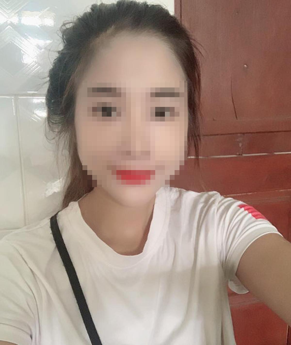 Hình ảnh chịTh. (SN 1993) trước khi được báo tin bị lừa bán qua làm vợ ở Myanmar. Ảnh: Công an TP HCM