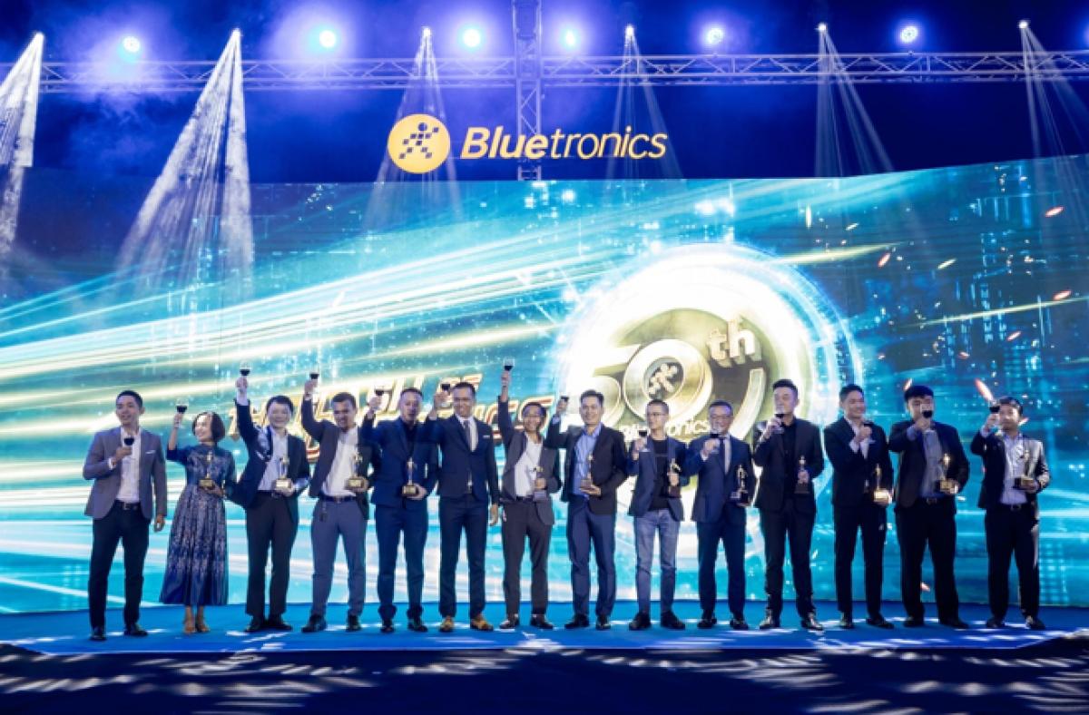 Các đối tác lớn cùng chung niềm vui với Bluetronics