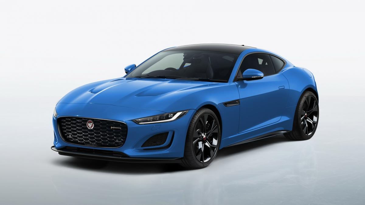 Jaguar F-Type Reims Edition sẽ chỉ 150 chiếc được sản xuất.