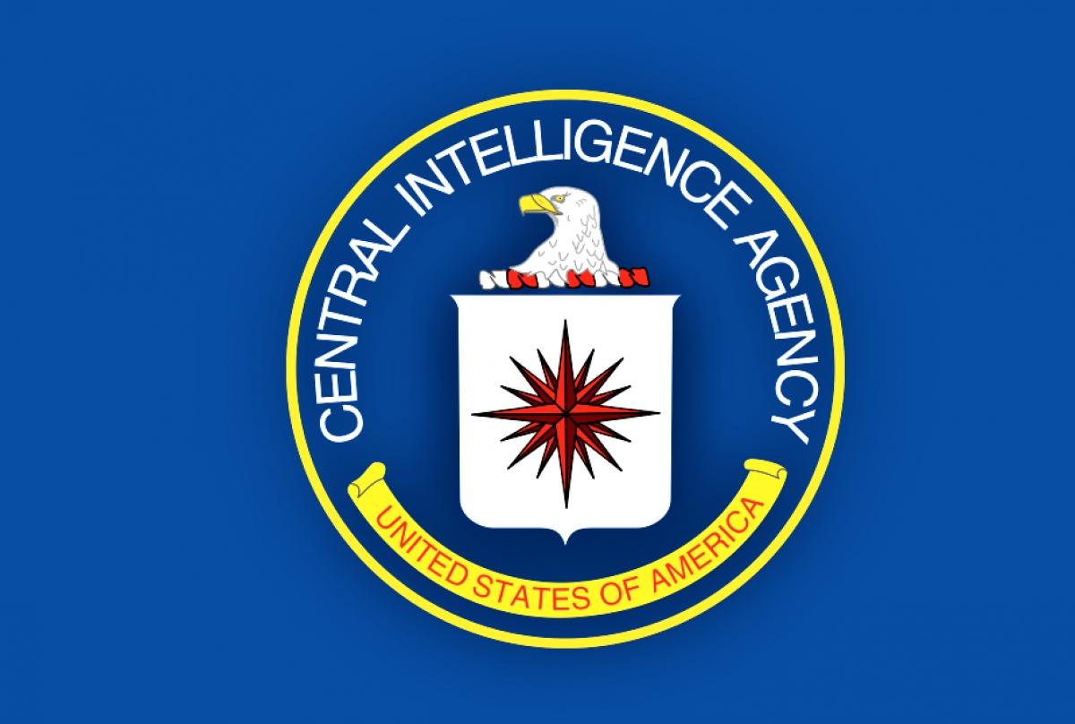 Logo cũ của CIA; Nguồn: wikipedia.org