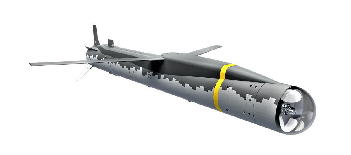 Tên lửa không đối đất SPEAR Cap. 3 của MBDA; Nguồn: mbdainc.com