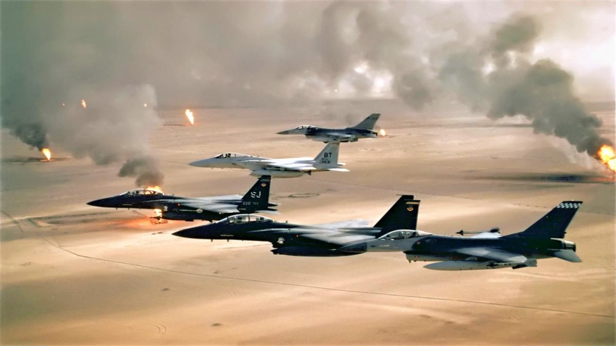 Trung Đông đã, đang và sẽ là khu vực tiềm ẩn nhiều bất ổn, xung đột; Nguồn: redice.tv