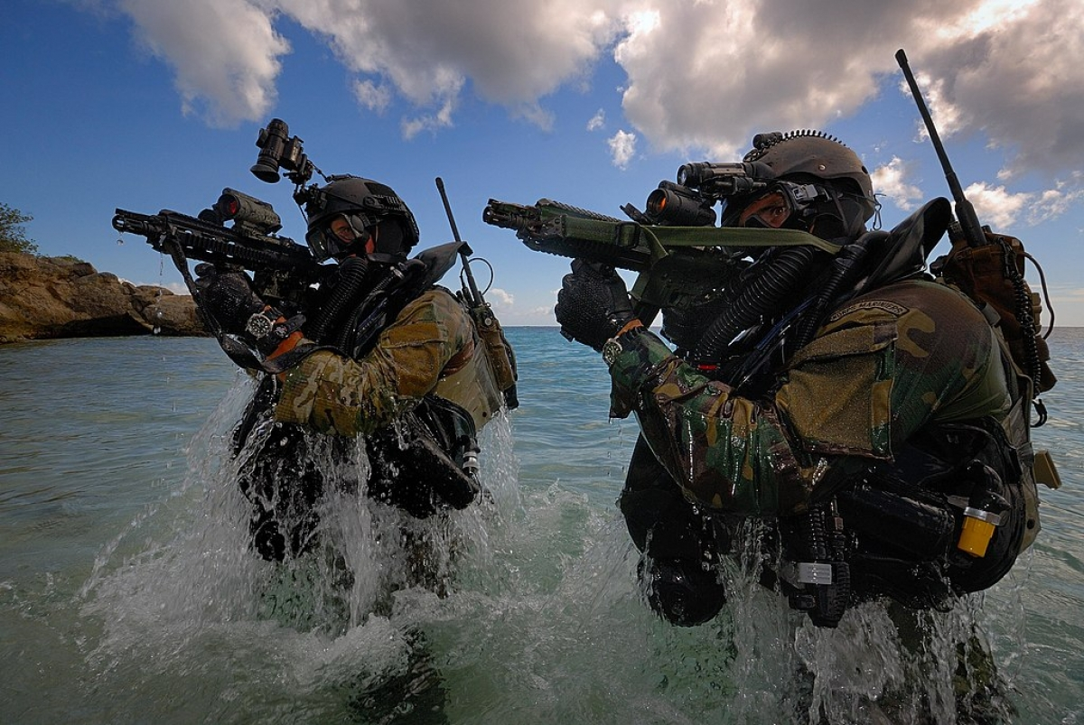 Súng Heckler & Koch có trong trang bị quân đội nhiều nước; Nguồn: wikipedia.org