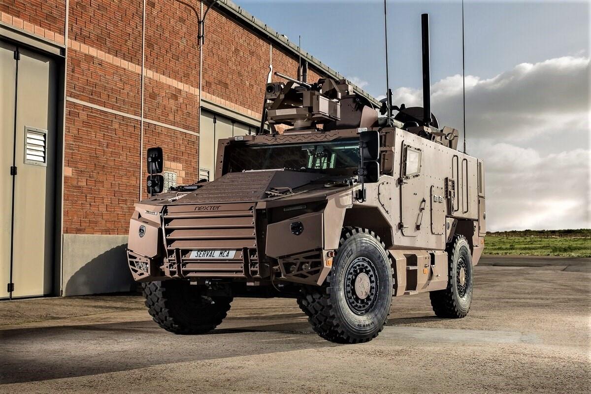 SERVAL được đánh giá là cơ động, thích nghi và đáng tin cậy; Nguồn: defensenews.com