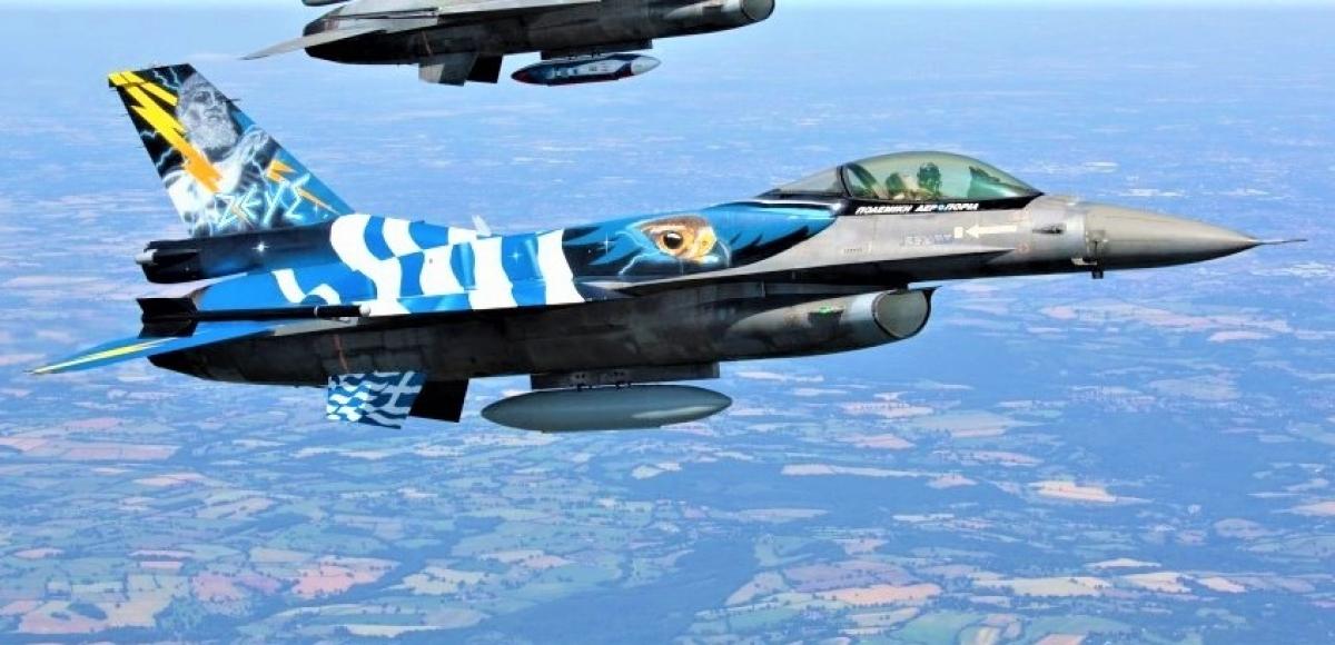 Sở hữu F-35 và được Không quân Israel đỡ đầu, Không quân Hy Lạp được kỳ vọng sẽ nâng cao khả năng chiến đấu trong thời gian tới; Nguồn: protothema.gr