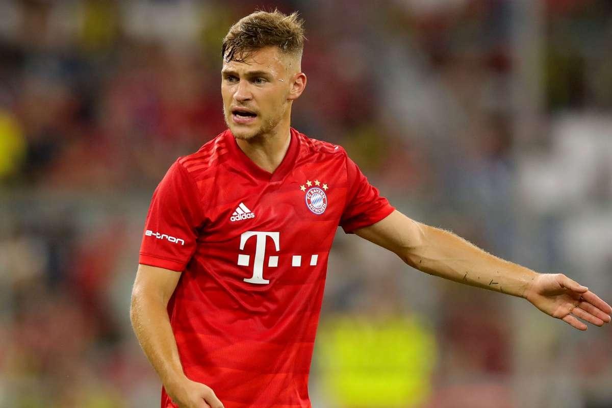 Hậu vệ phảiJoshua Kimmich (Bayern)