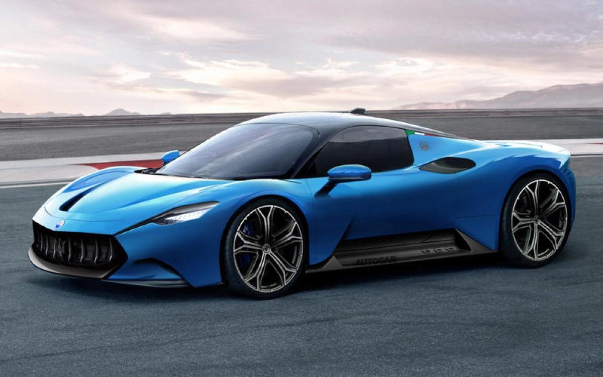 Maserati MC20 – 325 km/h: Động cơ tăng áp kép Nettuno V6 3.0 L của Maserati MC20 sản sinh công suất 621 mã lực tại vòng quay 7.500 vòng/phút. MC20 chỉ nặng 1.500 kg nhờ hệ thống ống sợi carbon do đó nó có thể tăng tốc từ 0-100 km/h chỉ trong 2,9 giây.