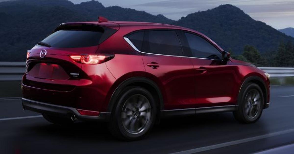 21. Mazda CX-5 - 146.420 chiếc (giảm 5,3% so với năm 2019)