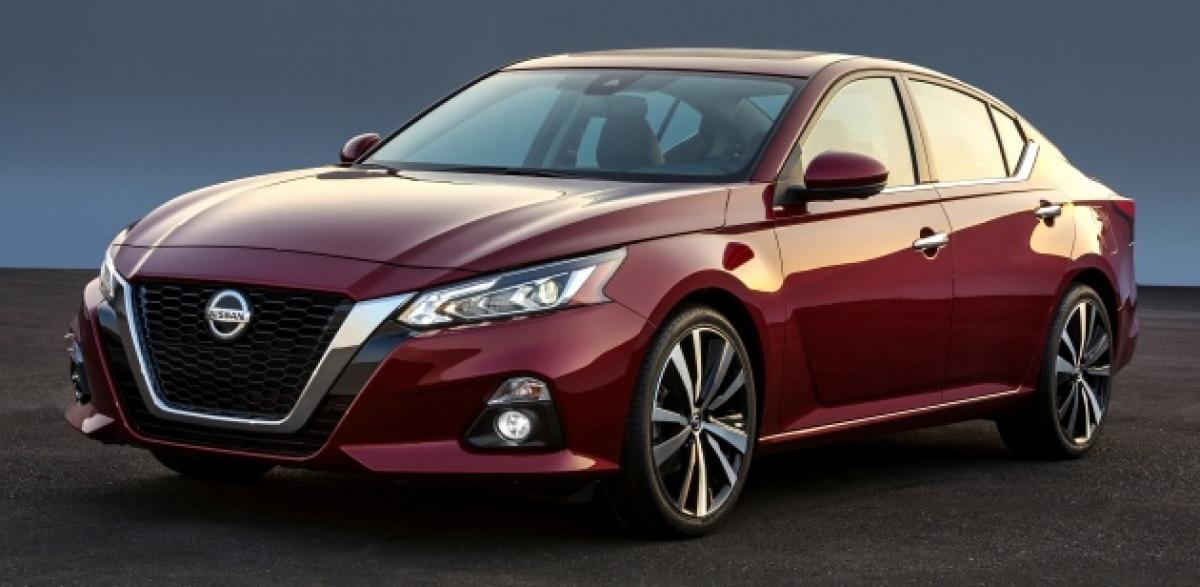 22. Nissan Altima - 137.988 chiếc (giảm 34% so với năm 2019)