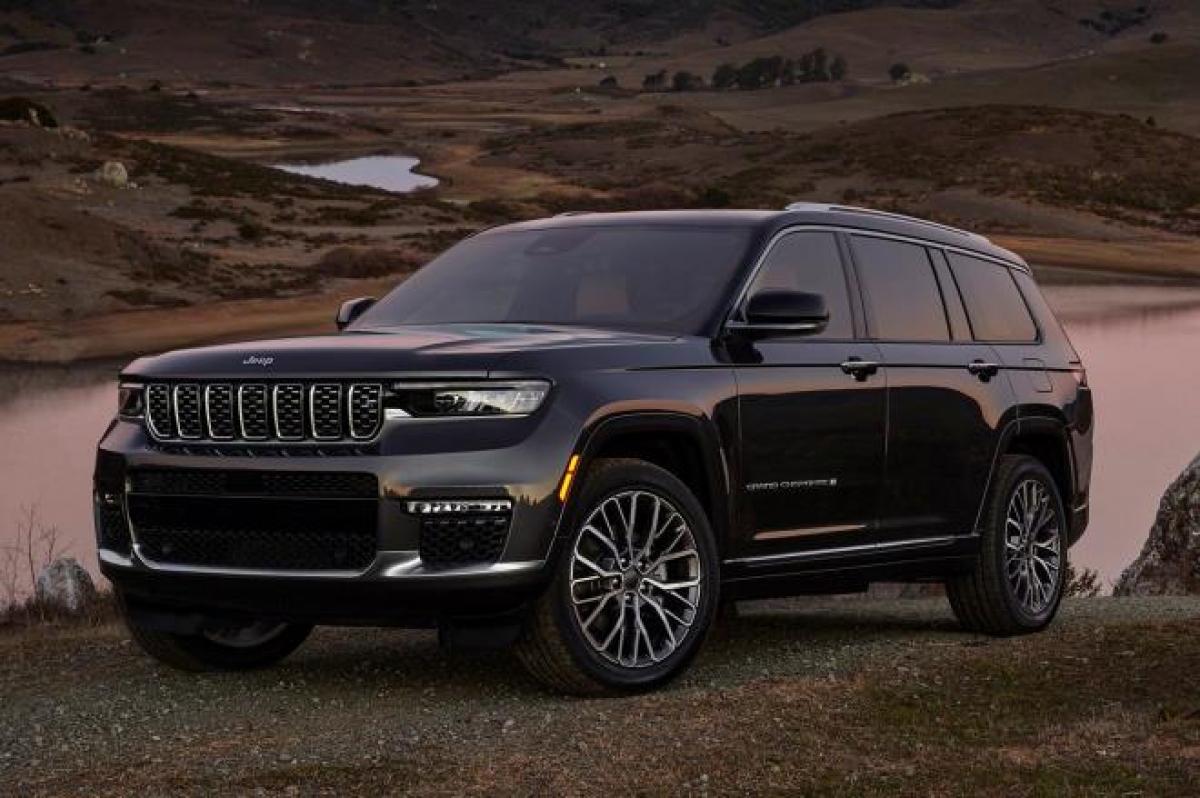 23. Jeep Cherokee - 135.855 chiếc (giảm 29% so với năm 2019)