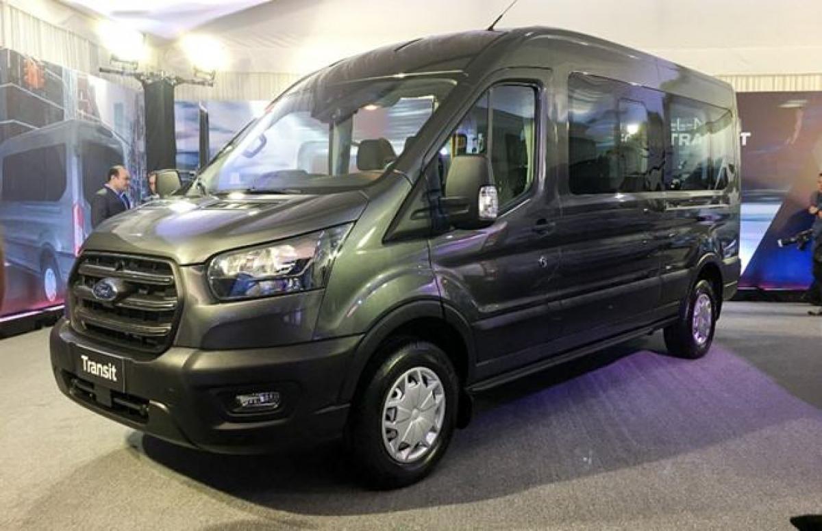 24. Ford Transit - 131.556 chiếc (giảm 15% so với năm 2019)