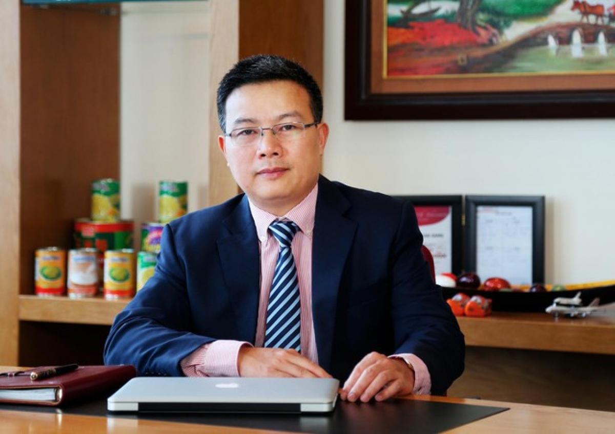 Ông Nguyễn Văn Sang, Chủ tịch Hội đồng quản trị F.I.T Group.