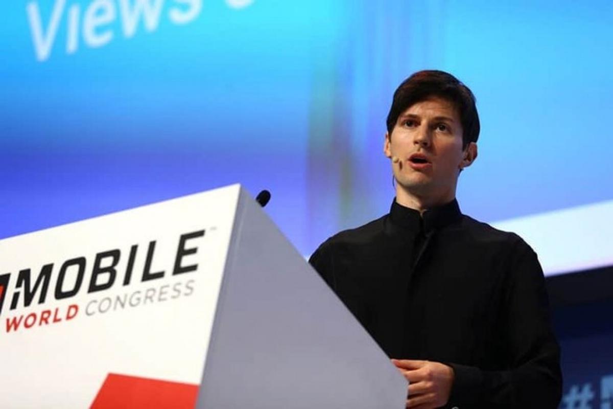 CEO Telegram khẳng định chưa từng tiết lộ một byte dữ liệu nào của người dùng - Ảnh: Reuters