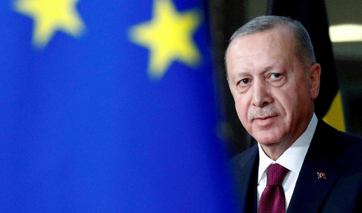 Tổng thống Thổ Nhĩ Kỳ Erdogan. Ảnh: Sputnik