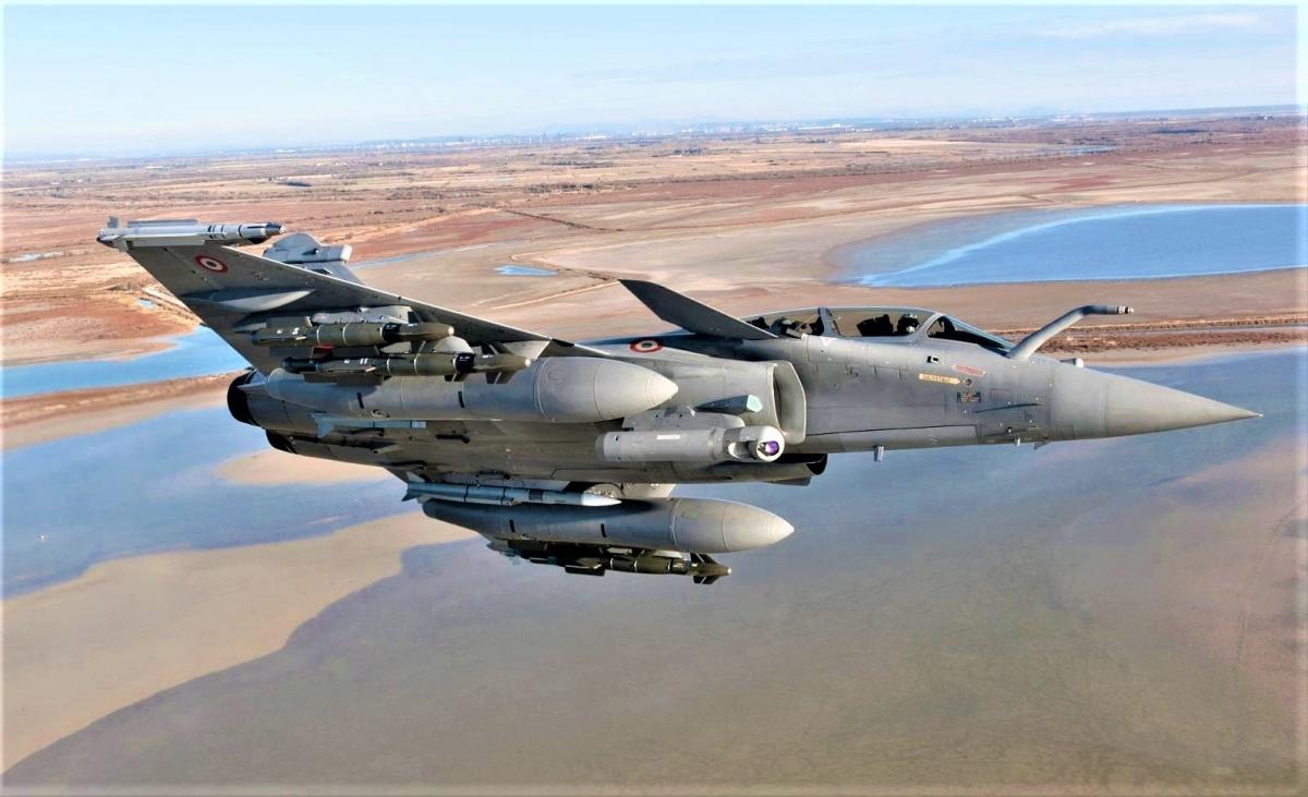 """""""Phượng hoàng bầu trời"""" Rafale có thể đảm nhận nhiều nhiệm vụ khác nhau; nguồn: dassault-aviation.com"""