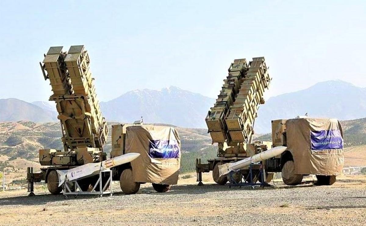 Hệ thống phòng không Khordad-15. Nguồn: topcor.ru