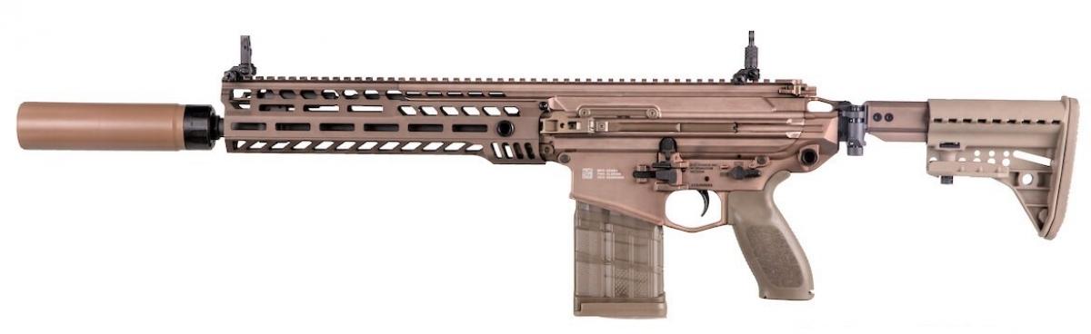 Chương trình NGSW sẽ tạo ra súng cá nhân mới cho lính Mỹ; Nguồn: gunsamerica.com