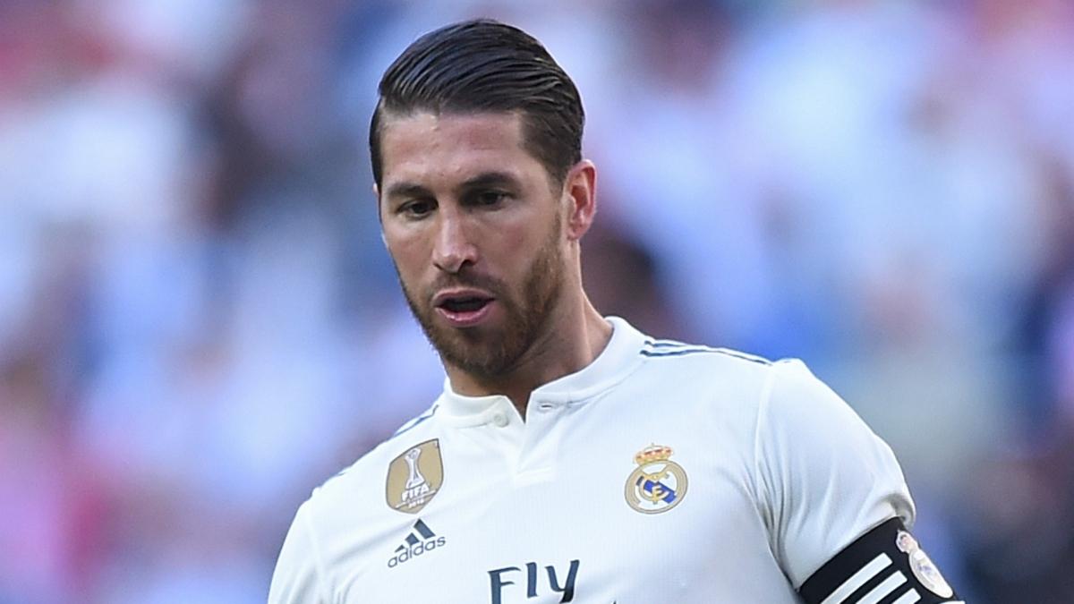 Trung vệSergio Ramos (Real Madrid)