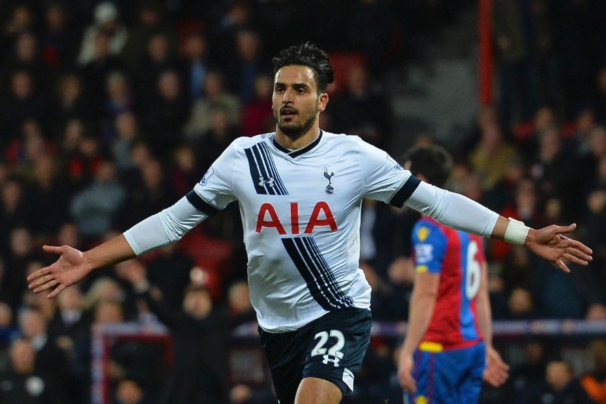 Nacer Chadli – Cựu tiền vệ Tottenham đang khoác áo Basaksehir
