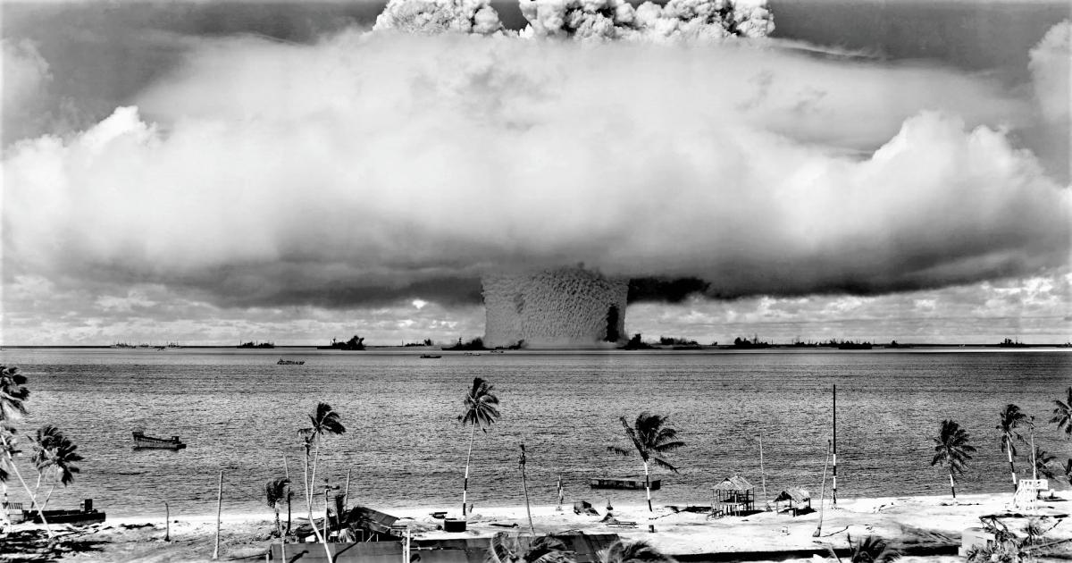 Điều đáng thất vọng là các cường quốc hạt nhân và khối NATO lại cự tuyệt tham gia Hiệp ước; Nguồn: alfahir.hu