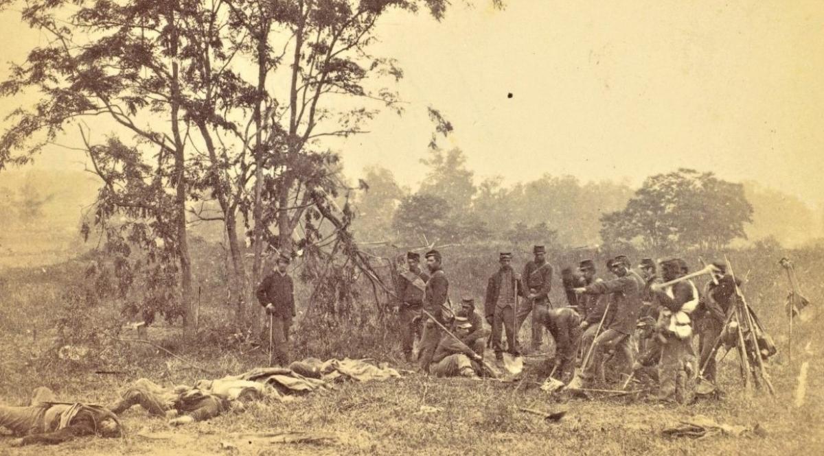 Nạn nhân của Nội chiến ở Mỹ hiện vẫn chưa được thống kê đầy đủ; Nguồn: history
