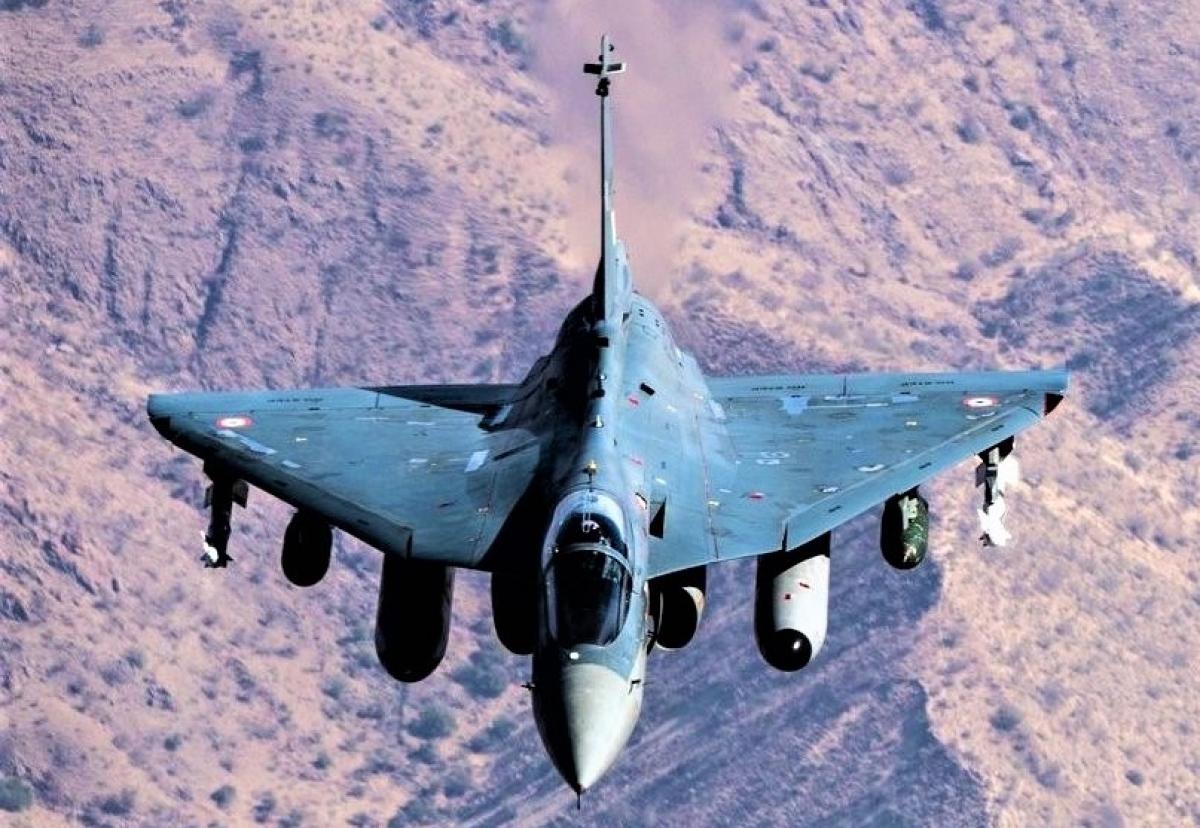 """Tejas được cho """"ngang tài"""" với JAS-39 Gripen của Thụy Điển; Nguồn: wikipedia.org."""