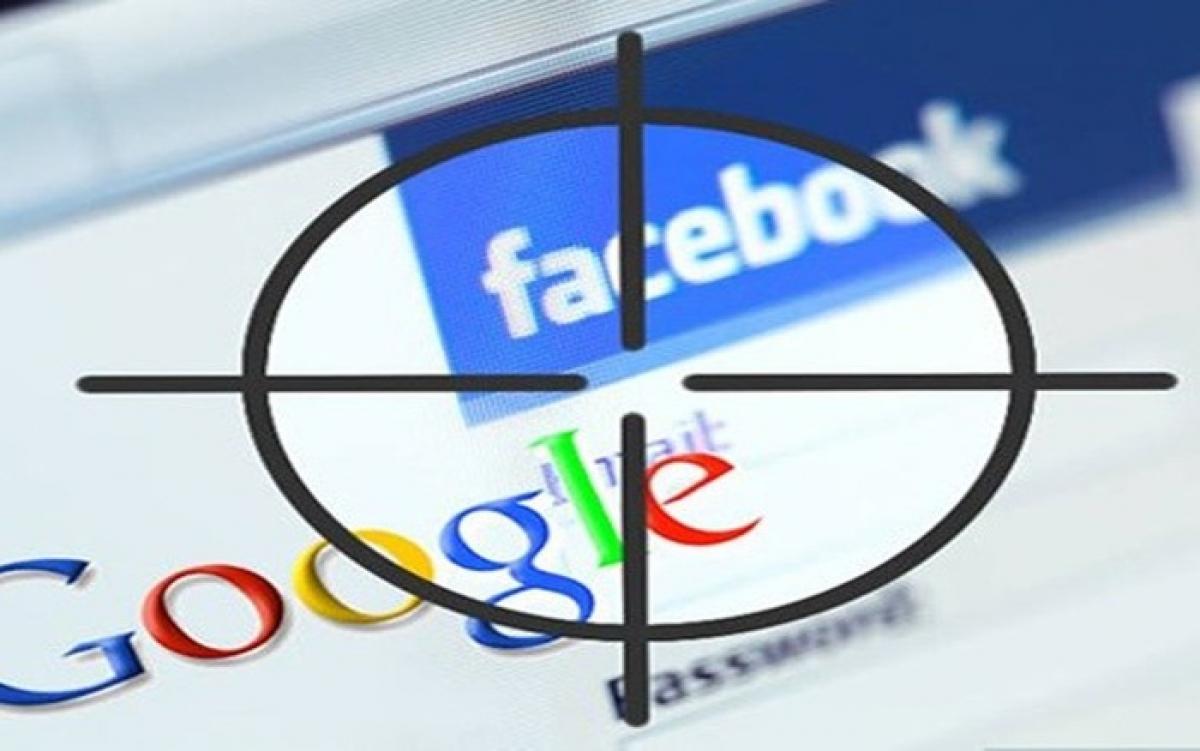 Thu 1.000 tỷ đồng tiền thuế từ các cá nhân kinh doanh trên Facebook, Google trong 2 năm 2019-2020. (Ảnh minh họa: KT)