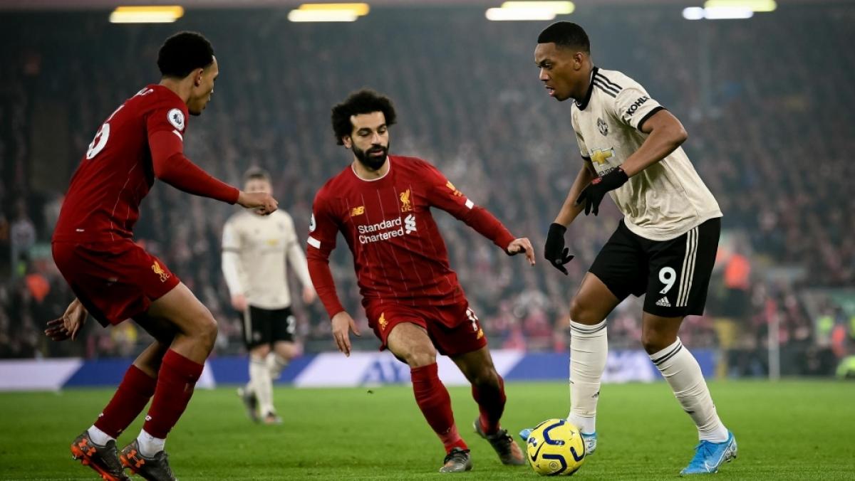 Liverpool và MU sẽ tạo nên trận cầu tâm điểm của bóng đá thế giới hôm nay. (Ảnh: Getty).