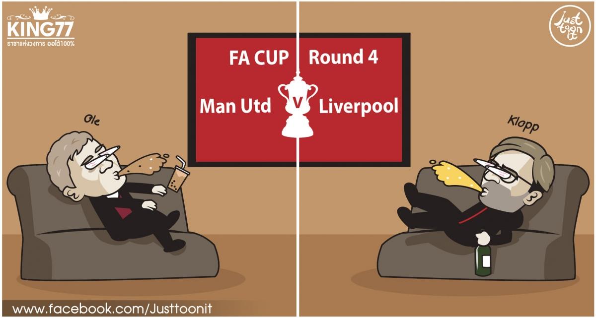 MU và Liverpool đại chiến ở Premier League và vòng 4 FA Cup.