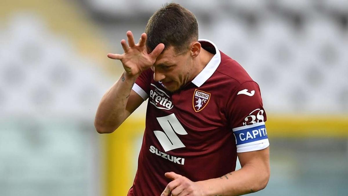 5. Andrea Belotti (Torino) 9 bàn thắng, 4 kiến tạo.