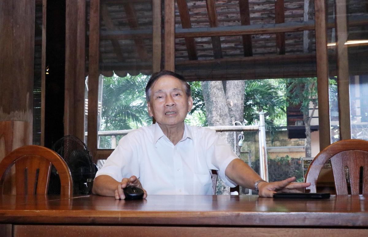 Ông Lưu Thanh Dũng, kiều bào Pháp hy vọng Đảng, Nhà nước tiếp tục phát huy những kết quả tích cực trong phòng chống dịch Covid-19, mang lại cuộc sống yên bình cho nhân dân.