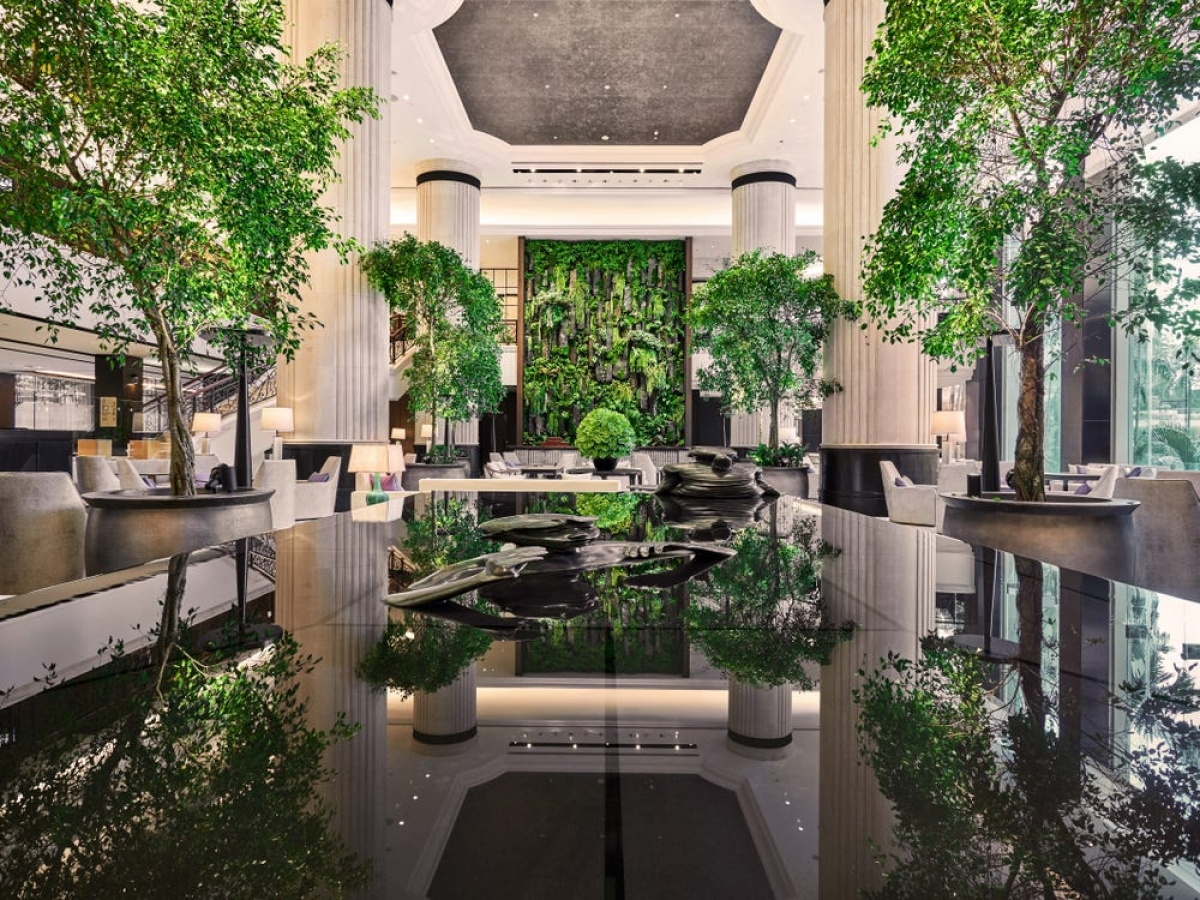 Khách sạn Shangri-La, Singapore.
