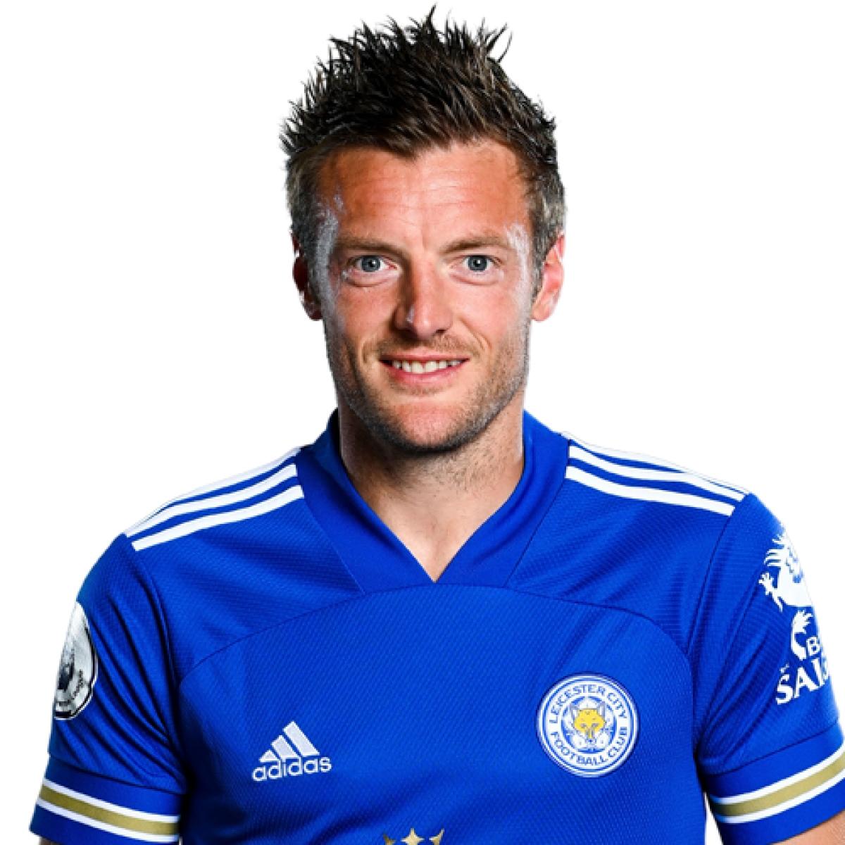 6. Jamie Vardy (Leicester City) 11 bàn thắng.