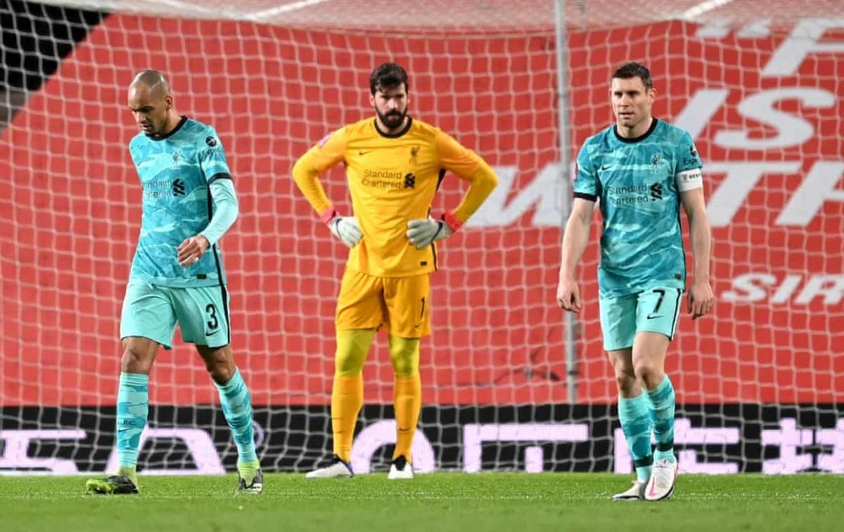 Tuy nhiên, niềm vui của Liverpool ngắn chẳng tày gang.