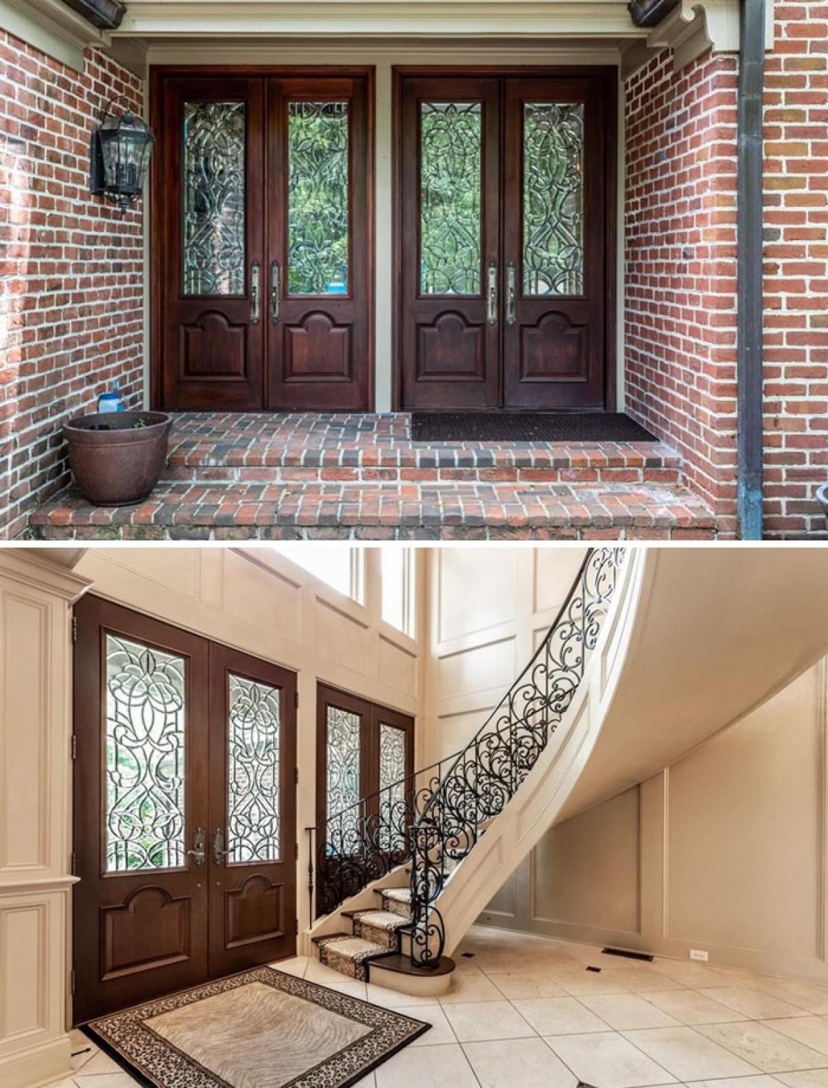 Kiến trúc sư ngôi nhà này mới ra trường chăng?