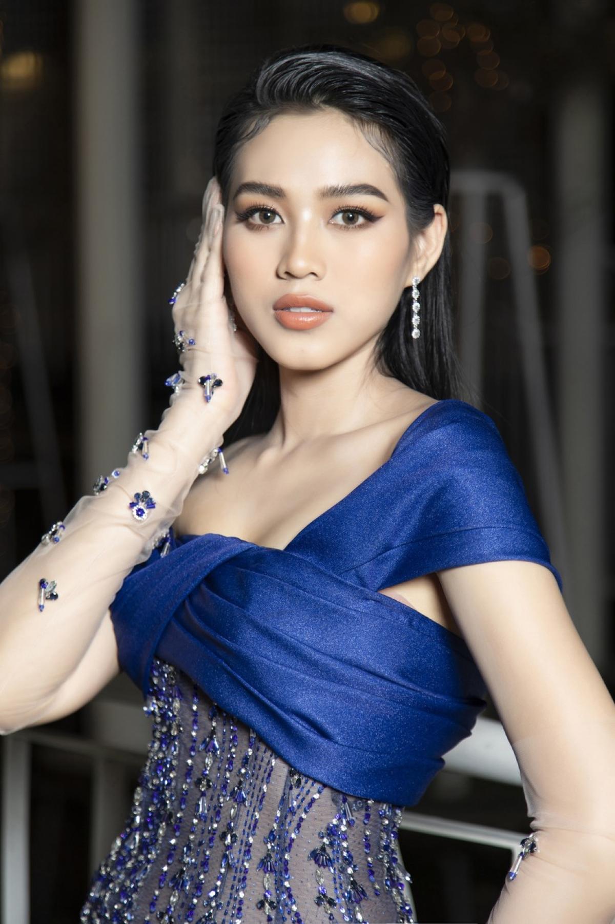 Hoa hậu Việt nam 2020 đang ngày càng 'lột xác' đầy xinh đẹp và quyến rũ.