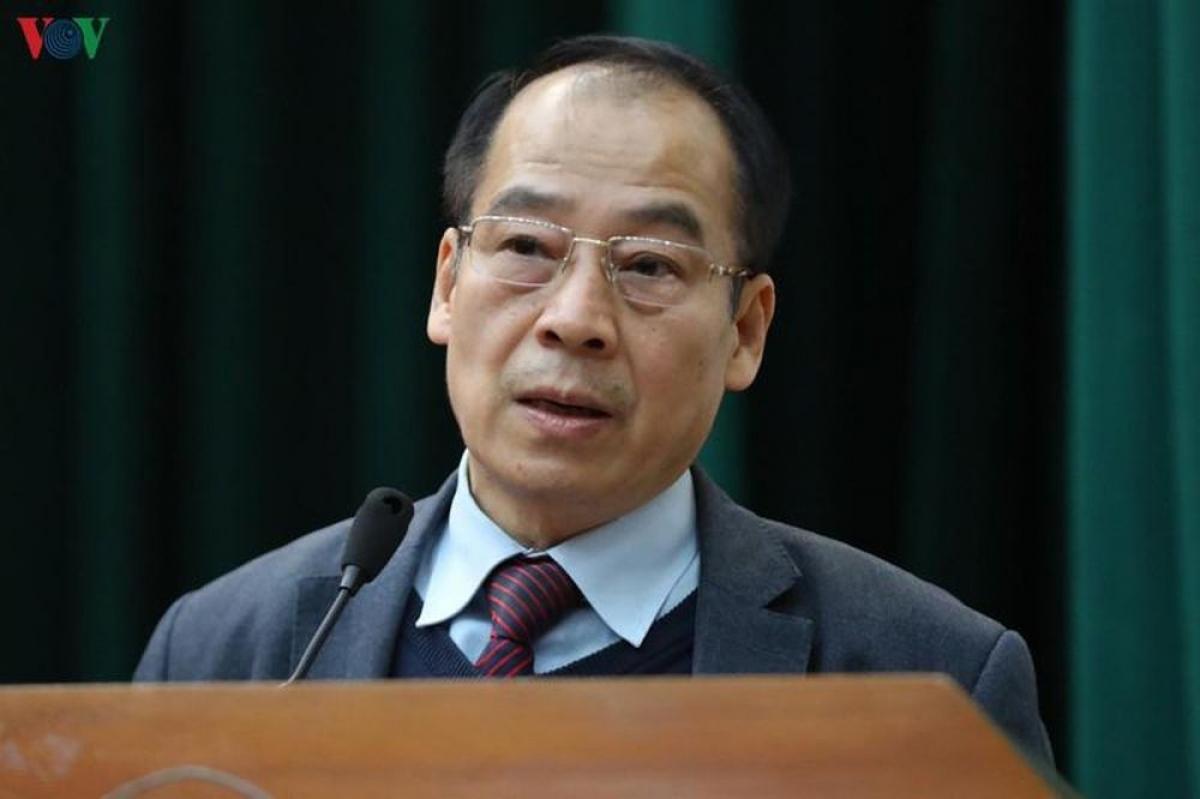 PGS.TS Trần Đắc Phu, Cố vấn cao cấp Trung tâm Đáp ứng khẩn cấp sự kiện y tế công cộng Việt Nam