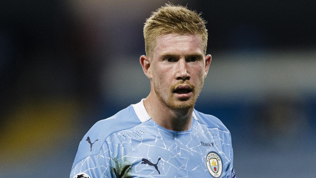 Tiền vệKevin De Bruyne (Manchester City)