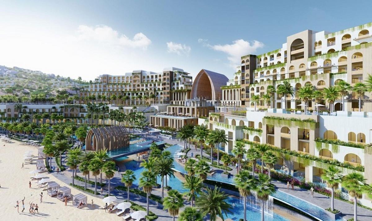 Mũi Dinh Ecopark sẽ được chủ đầu tư Crystal Bay và FIT kiến tạo thành một điểm đến đa trải nghiệm độc đáo với sa mạc, nghỉ dưỡng cao cấp, vui chơi giải trí với những đêm lễ hội bất tận...